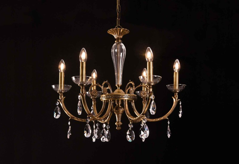 107 / 6L - Crystal Lighting