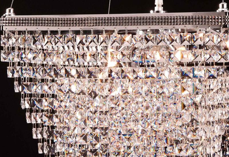 742 / 40X40 - Φωτιστικό κρυστάλλινο