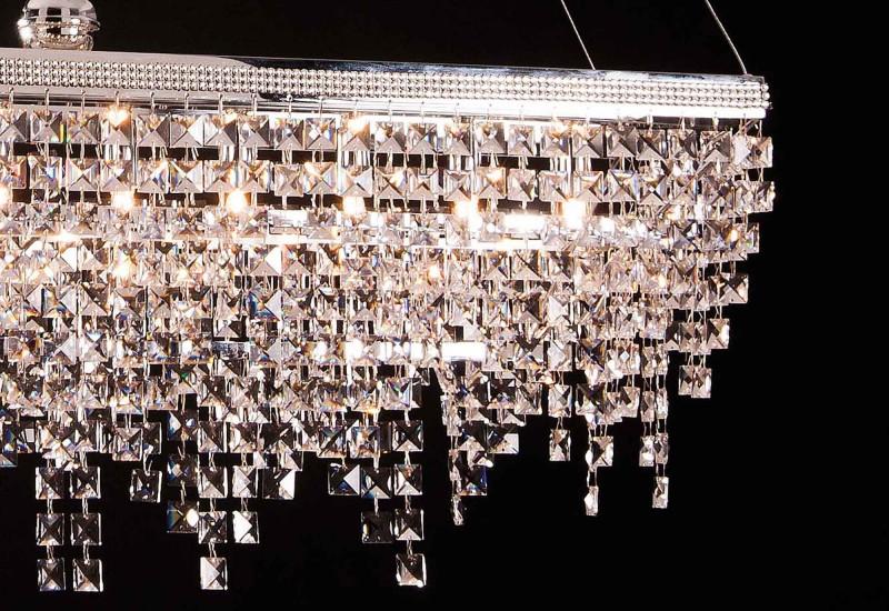 742 / 80X20  - Φωτιστικό κρυστάλλινο