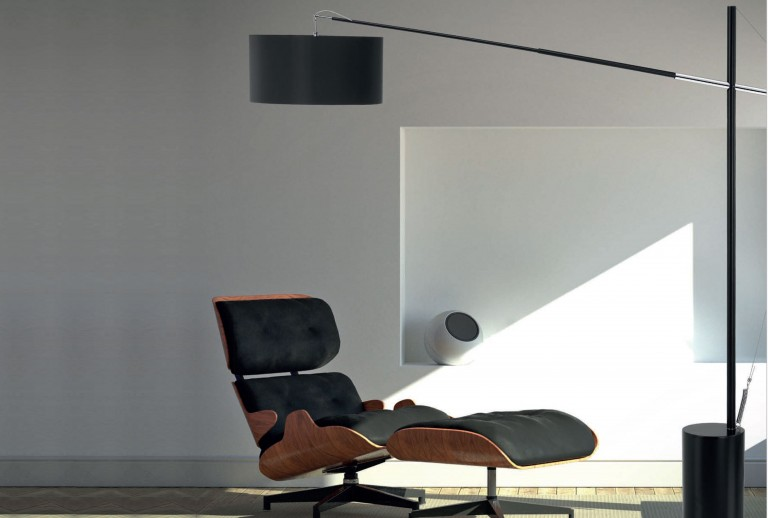 41455401 - Floor Lamp with hat