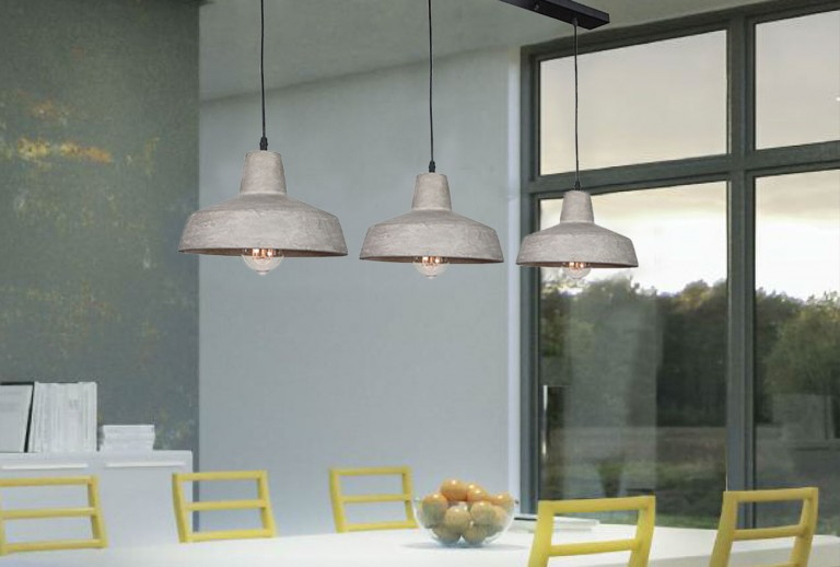 1653 3L  - Pendant Lighting