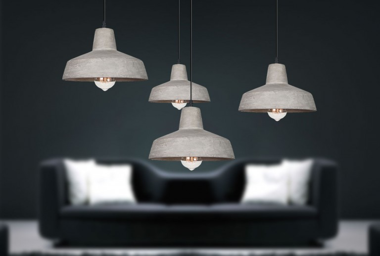 1654 4L - Pendant Lighting