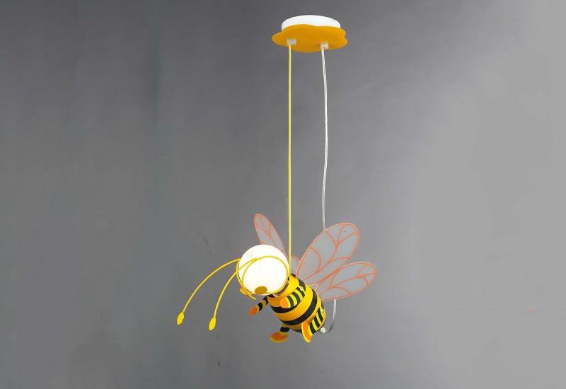 Μέλισσα κιτρινόμαυρη