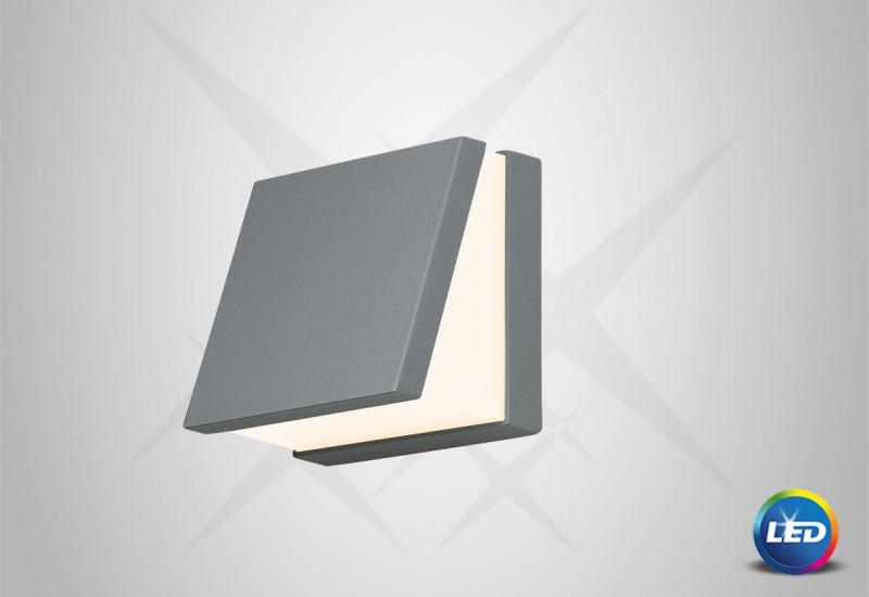 E 117 - LED Επιτοίχιο φωτιστικό εξωτερικού χώρου