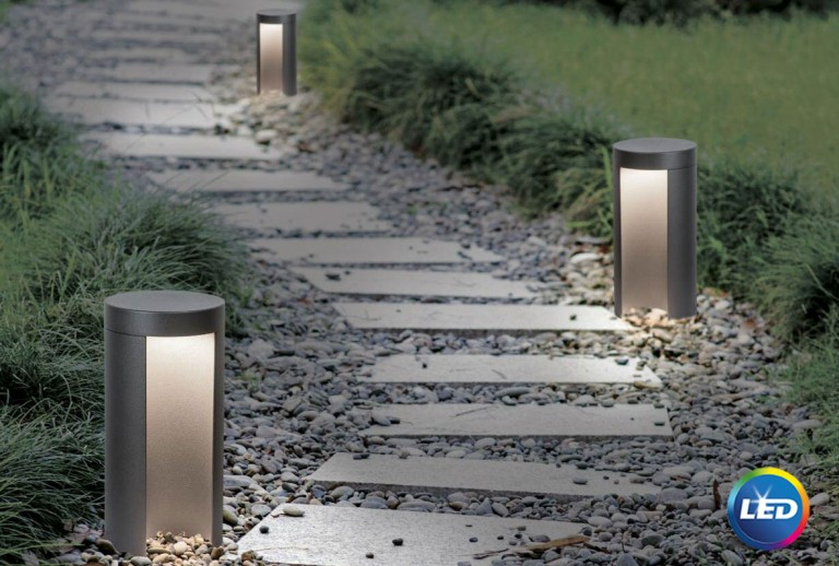 E 133 - Outdoor LED Bollard light
