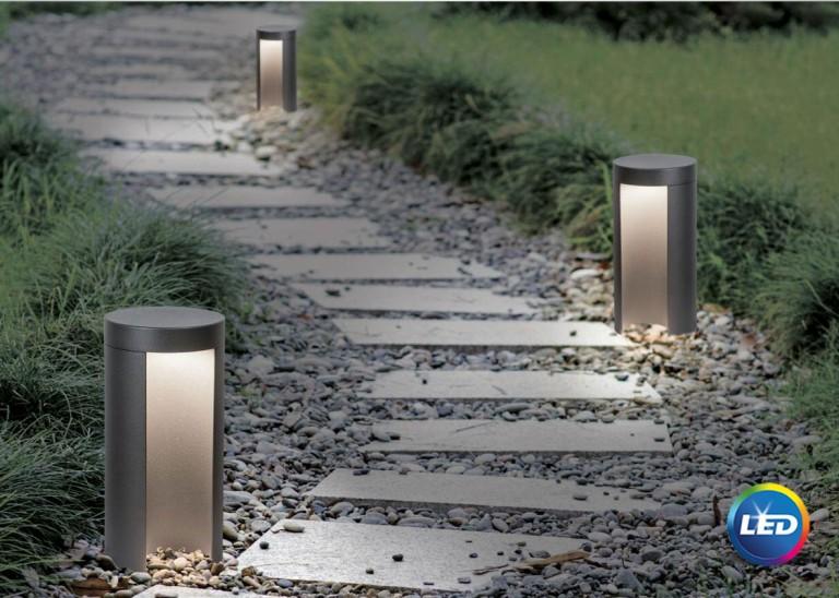 E 133 - Outdoor LED Bollard light