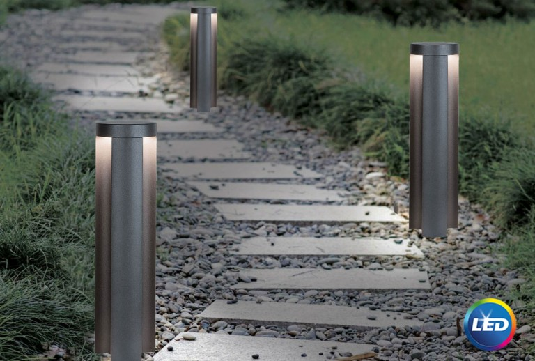 E 132 - Outdoor LED Bollard light