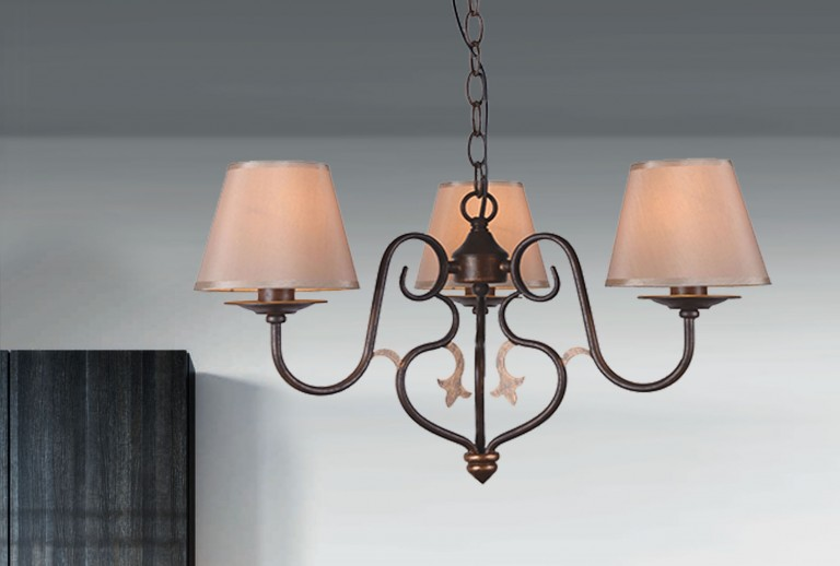 17123 - Pendant Lighting with Shade
