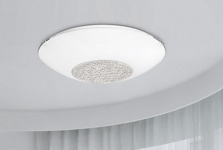 335 - 6311802 - Κρυστάλλινη Πλαφονιέρα