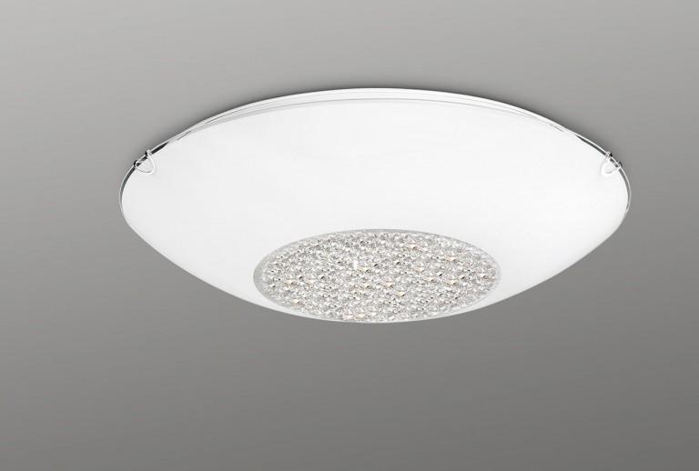 335 - 6311801 - Κρυστάλλινη Πλαφονιέρα