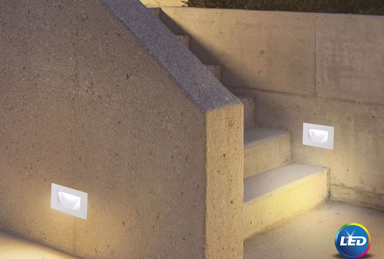 335 - 726402 - LED Outdoor Wall Lamp