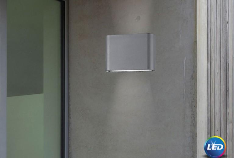 335 - 740404 - LED Επιτοίχιο Φωτιστικό εξωτερικού χώρου