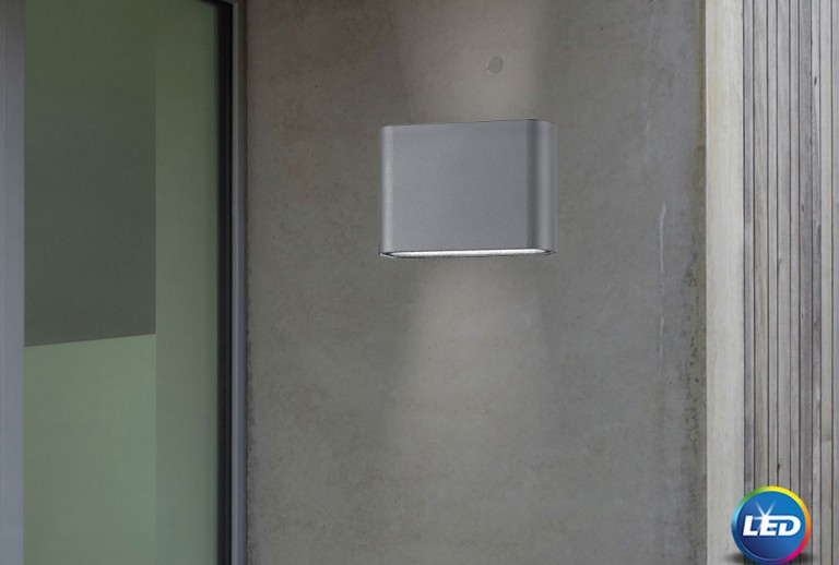 335 - 740404 - LED Outdoor Wall Lamp