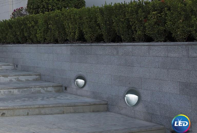 335 - 710446 - LED Επιτοίχιο Φωτιστικό εξωτερικού χώρου
