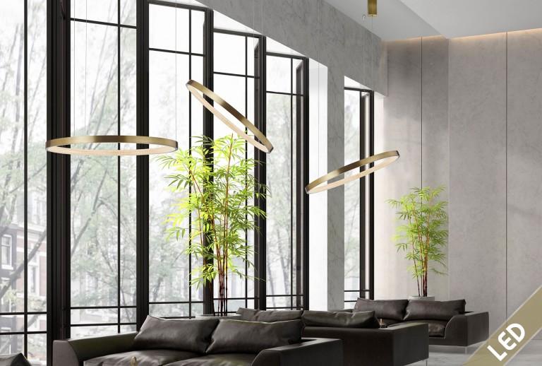 335 - 86016805 - LED Κρεμαστό Φωτιστικό