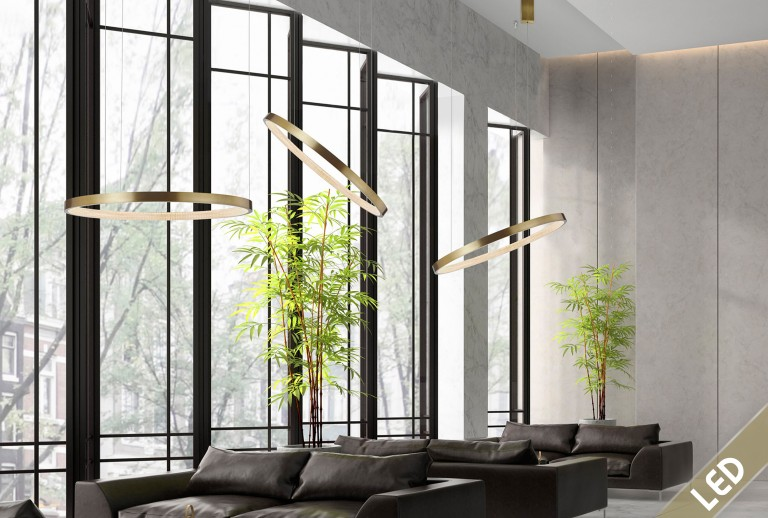 335 - 86016805 - LED Pendant Lighting