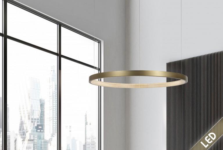 335 - 86016806 - LED Κρεμαστό Φωτιστικό