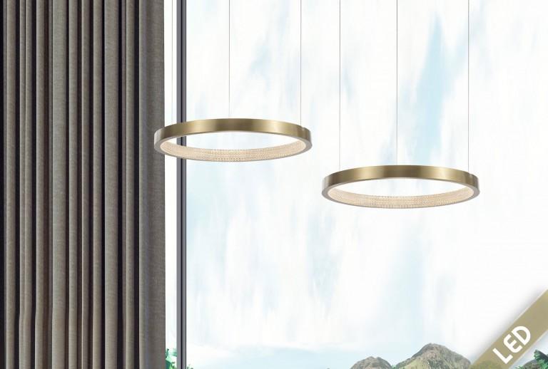 335 - 86016808 - LED Κρεμαστό Φωτιστικό