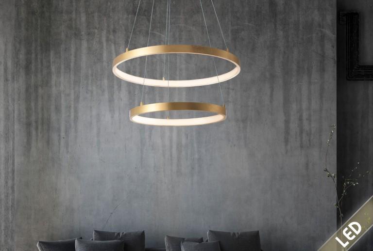 335 - 8100281 - LED Κρεμαστό Φωτιστικό