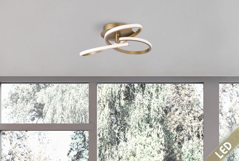 335 - 1701101004 - LED Φωτιστικό Οροφής