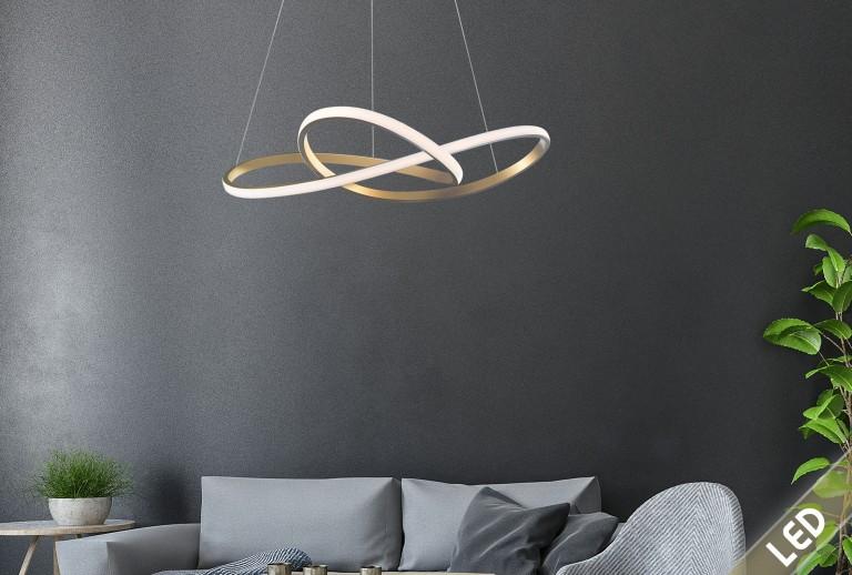 335 - 1701101002 - LED Κρεμαστό Φωτιστικό