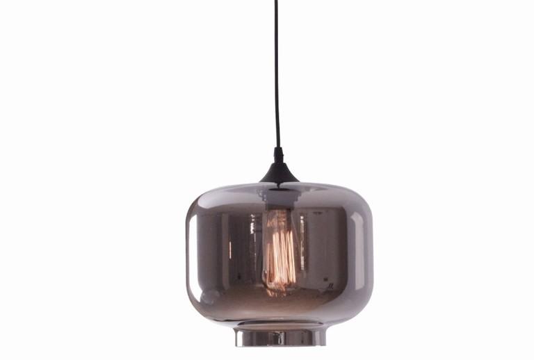 14102 Μονόφωτο Smoked Grey