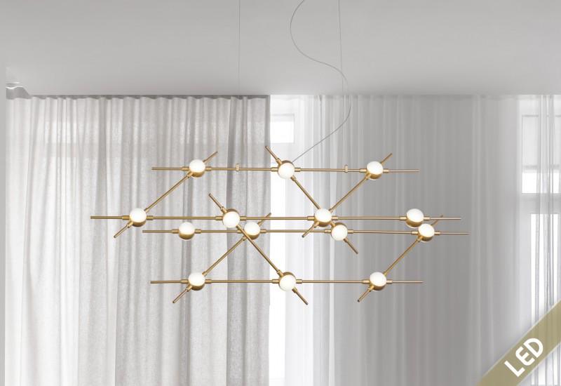 335 - 9180614 - LED Κρεμαστό Φωτιστικό