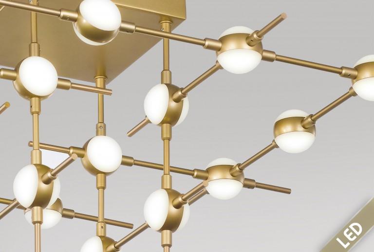 335 - 9180618 - LED Κρεμαστό Φωτιστικό