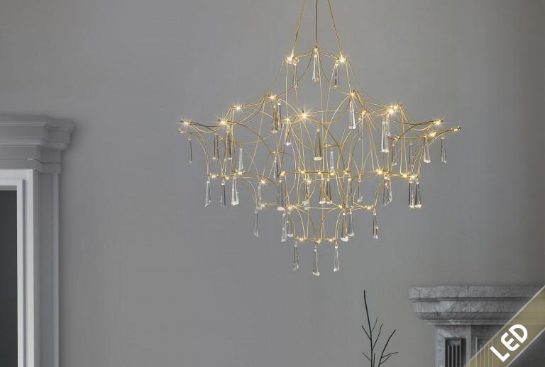 335 - 9116820 - LED Κρεμαστό Φωτιστικό