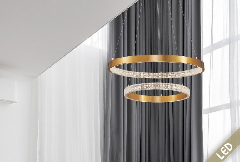 335 - 9862852 - LED Κρεμαστό Φωτιστικό