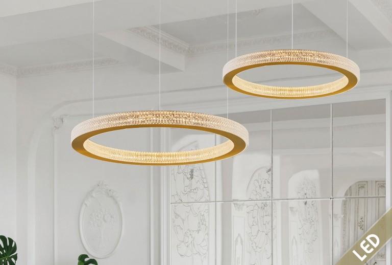 335 - 9285610 - LED Κρεμαστό Φωτιστικό