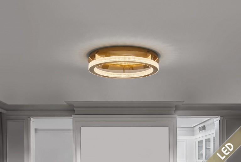 335 - 9285620 - LED Φωτιστικό Οροφής