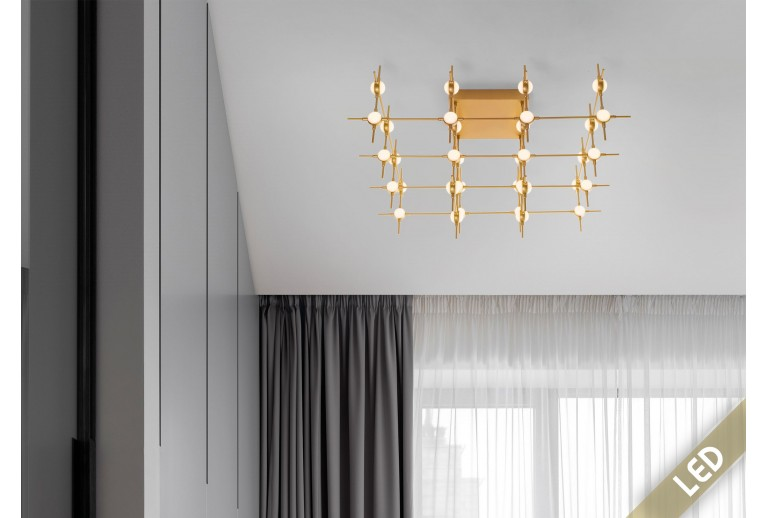 335 - 9180636 - LED Φωτιστικό Οροφής