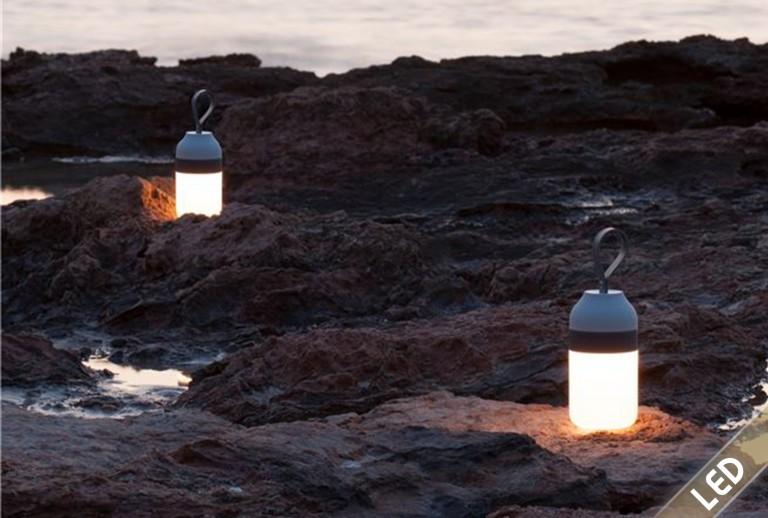 335 - 9180322 - Φορητό LED Φως με μουσική