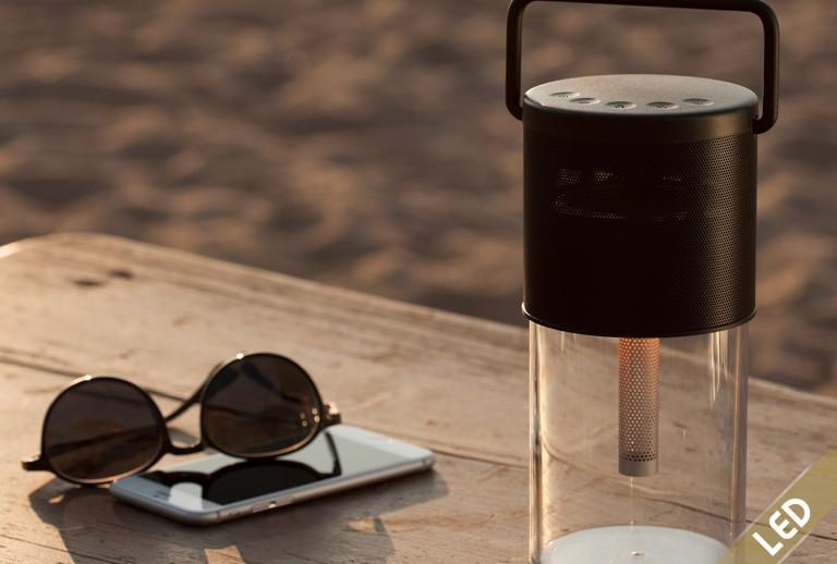 335 - 9180391 - Φορητό LED Φως με μουσική