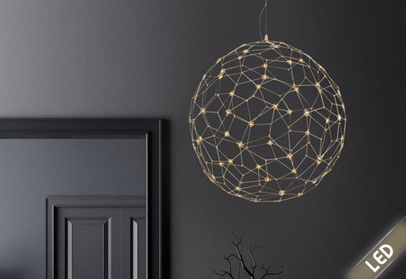 335 - 9288080 - LED Κρεμαστό Φωτιστικό